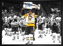 b96c9445aa4 Sidney Crosby - Signed & Framed 20x29