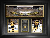 cb081484836 Sidney Crosby & Evgeni Malkin - Dual Signed & Framed 8x10