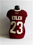 Alexander Edler 2014 Heritage Classic Game-Used Jersey