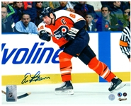 Eric Lindros, Signed 8x10 Unframed Flyers