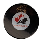 Carey Price, Signed Puck Team Canada