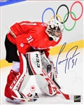 Carey Price, Signed 8x10 Unframed Canada 2014 Next To Rings